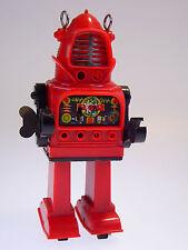 GSR JUPITER ROBOT von KO JAPAN , 18cm, UHRWERK/CLOCKWORK OK, SEHR GUTER ZUSTAND