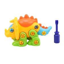 Dinosaur DIY Toys stem Take Apart Dinosaur Building Play For Boys Girls Gift Y