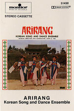 Korean Song & Dance - Arirang: Korean Song and Dance Ensemble [New CD]