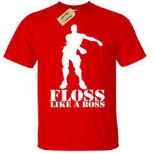 Niño Niña Algodón Like a Boss Camiseta Inspiración Baile Camiseta