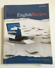 Business Communications: Basic English Review by Karen Schneiter Williams and No