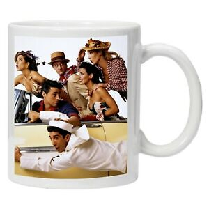 Friends TV Show Cast Personalised Printed Coffee Tea Mug Cup Gift