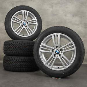 BMW X3 F25 X4 F26 18 Zoll Styling M368 Winterräder Winterreifen 7844249
