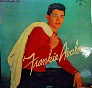 Frankie Avalon-Frankie Avalon-LP-1958-EX/VG+