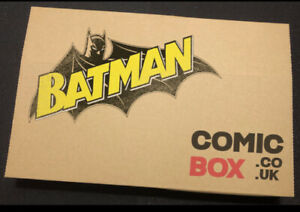 🔥 DC Batman Comic Box Mixed Lot X10 Back Issues 🔥