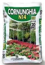 CORNUNGHIA (20KG) - CONCIME PER ORTO PIANTE E FIORI