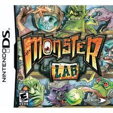 Nintendo DS Region Monster Lab