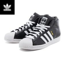 Adidas Men Originals PRO MODEL High Top black/white striped shoes FV4498