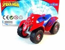 SPIDERMAN MOTORCYCLE QUAD MARVEL,DIECAST MONDOMOTORS 1/43 COLLECTOR'S MODEL, NEW