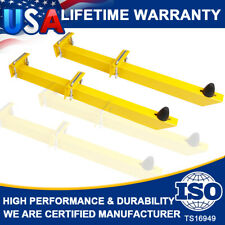 "20475 Steel Universal Traction Bar Kit 28"" Pair Adjustable For Ford Chevy Holden"