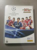 2010 2011 Adrenalyn XL Champions League COMPLETE Set 350 Cards Binder +2 limited