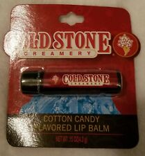 Cold Stone, Cotton candy flavored lip balm~RARE, OLDER STOCK