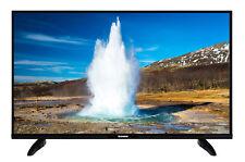Telefunken XF43D401 110 cm (43 Zoll) Fernseher Full HD, Smart TV, Triple Tuner