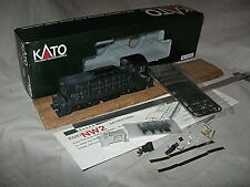 A5166 HO KATO UNDECORATED EMD NW2 DIESEL LOCOMOTIVE