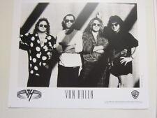 Van Halen 8x10 photo
