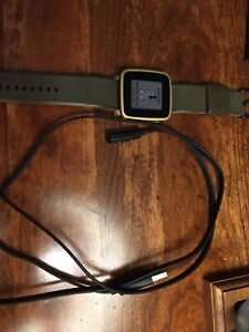 Pebble Time Steel Smartwatch - Gold