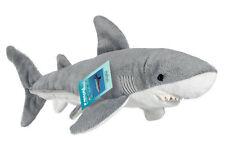 Shark soft toy plush by Teddy Hermann - 38cm - 90138