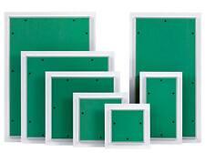 Revisionsklappe Revisionstür Alu mit 12,5 mm GK-Einlage Wartungstür befliesbar
