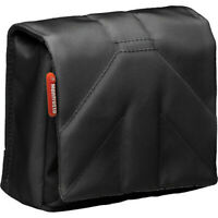 Manfrotto Nano 1 Compact Camera Gadget Carry Pouch Case in Black (UK Stock) BNIP