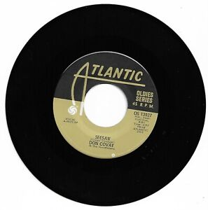 DON COVAY & THE GOODTIMERS - SEESAW - EX. CONDITION,