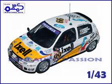 Kit JPS Prépeint -Renault Clio RS - 24 Heures de Spa 2000 - ref : KP410