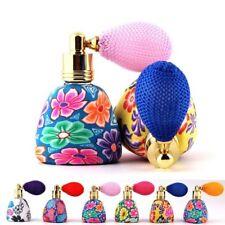 Clay 15ml Essential Oil Bottles Atomizer Perfume Bottles Refillable Bottle