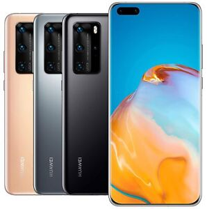 """Huawei P40 Pro DualSim 256GB 5G LTE Android Smartphone 6,58"""" OLED 50 MPX 4K"""