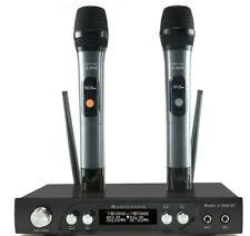 Martin Ranger U-3300 BT Dual Wireless Microphone with Mixer, Bluetooth