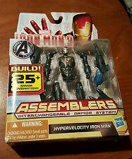 Hypervelocity Iron man Assemblers Interchangeable Armor System