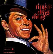 Ring-a-Ding Ding! by Frank Sinatra (CD, 2011, Concord)