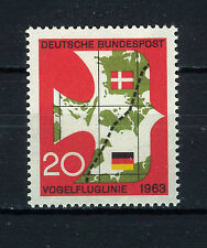 ALEMANIA/RFA WEST GERMANY 1963 MNH SC.864 Line railroad
