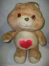 Vintage 1983 Kenner Care Bears Tenderheart Bear Plush