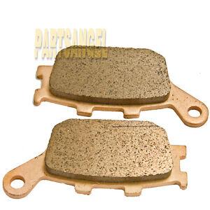 Rear Brake Pads For Yamaha YZF-R6S (03-04) MT-07 MT-09 FZ-09 (14-17) FZ1 (06-15)