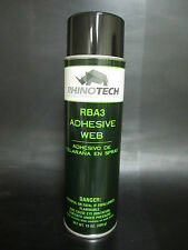 2 x RBA3 Adhesive Web Spray for Screen Printing and Quilting