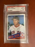 1985 Topps #181 Roger Clemens Boston Red Sox RC Rookie PSA 9(OC) MINT