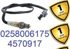 Saab 9-5 2.0 2.3 Saloon/Estate 1999-09 Rear Lambda Oxygen Sensor 0258006175