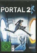 Portal 2 (PC, 2011, only the Steam Key Download Code) NO DVD, Steam Key ONLY