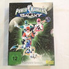 Power Rangers Lost Galaxy Complete Season DVD Box Set German + English Region 2
