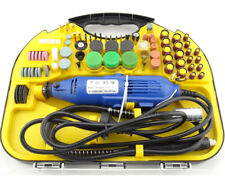 Rotary Tool 211pcs Set Mini Drill Grinder Engraver Sander Polisher Craft Dremel