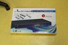 EtherWan EX17082A Unmanaged 8-Port New Opened Never Used