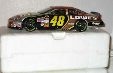 2007 JIMMIE JOHNSON #48 LOWE'S COPPER PROTOTYPE 1/24 CAR AWESOME MUST HAVE XRARE