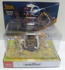 NINTENDO AMIIBO GUARDIAN - ZELDA BREATH OF THE WILD WIIU SWITCH