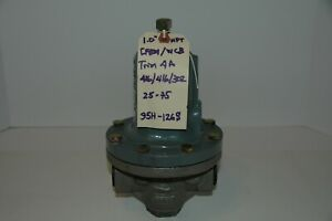 Fisher 95H-126S Pressure Regulator; SST body & WCB Steel casing; 25-75# Outlet