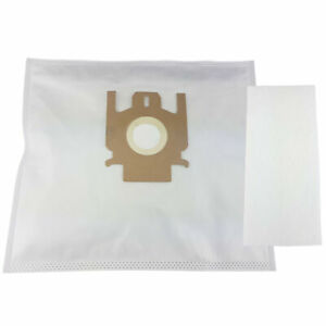 20 Vacuum Cleaner Bag Bags Suitable For Miele : SKMF2