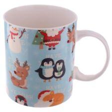Rentier Weihnachtstasse Pinguin Geschenke Xmas Tasse Weihnachten Advent Kaffee