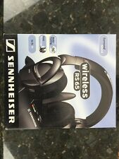 Sennheiser RS 65 Headband Wireless Headphones - Black New In Box Sealed