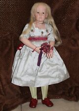 """Juliet"" 31"" Tall Doll By Hildegard Gunzel Retired 2002 Limited Edition #77/500"