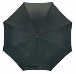 Regenschirm Schirm Alu-Taschenschirm Mini schwarz Ø 98 cm superleicht 172 Gramm