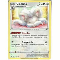 147/202 Cinccino | Rare Card | Pokemon TCG Sword and Shield (Base Set) S&S