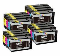 16Pk PGI1200 PGI-1200XL Ink Cartridge For Canon MAXIFY MB2120 MB2320 MB2720